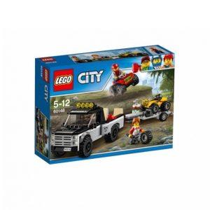 Lego Mönkijäkisatiimi 60148