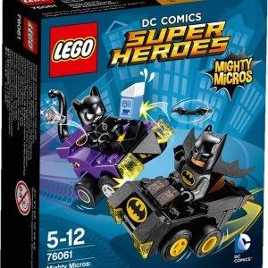 Lego Marvel Super Heroes 76061 Mighty Micros: Batman Vastaan Kissanainen