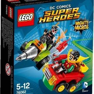 Lego Marvel Super Heroes 76062 Mighty Micros: Robin Vastaan Bane