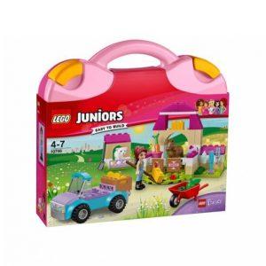 Lego Mia's Farm Suitcase 10746