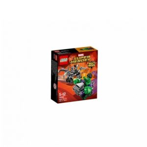 Lego Mighty Micros Hulk Vastaan Ultron 76066
