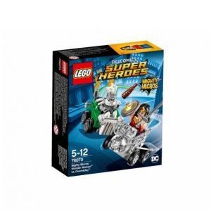 Lego Mighty Micros Ihmenainen Vs. Tuomiopäivä 76070