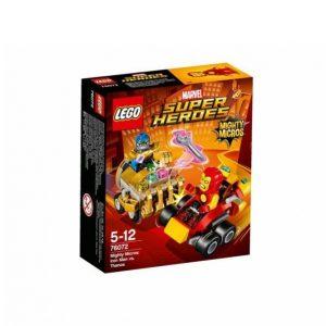 Lego Mighty Micros Iron Man Vs. Thanos 76072