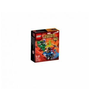 Lego Mighty Micros Spider Man Vastaan Vihreä Menninkäinen 76064