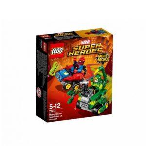 Lego Mighty Micros Spider Man Vs. Skorpioni 76071