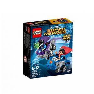 Lego Mighty Micros Superman Vs. Bizarro 76068