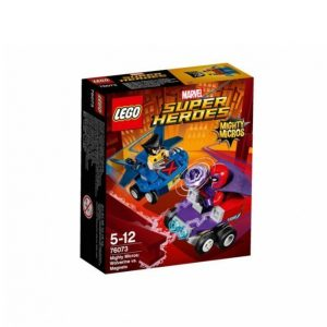 Lego Mighty Micros Wolverine Vs. Magneto 76073