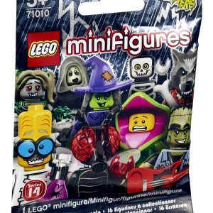 Lego Minifigures 71010 Pienoishahmot