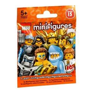 Lego Minifigures 71011 Pienoishahmot