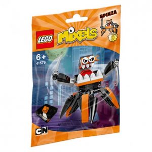 Lego Mixels 41576 Spinza