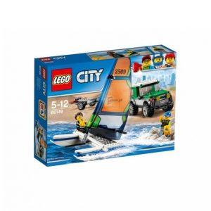 Lego Neliveto Ja Katamaraani 60149