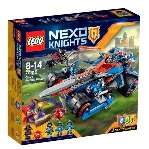 Lego Nexo Knights 70315 Clayn Jyrinämiekka