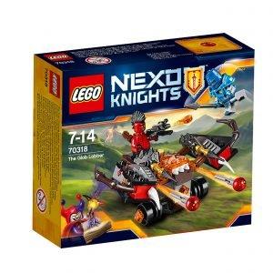 Lego Nexo Knights 70318 Möykkysinko