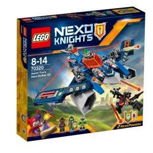Lego Nexo Knights 70320 Aaronin Ilmahyökkääjä V2