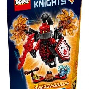 Lego Nexo Knights 70338 Ultimate Kenraali Magmar