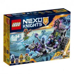 Lego Nexo Knights 70349 Ruinan Tyrmä Ja Vyöryjä