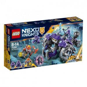 Lego Nexo Knights 70350 Kolme Veljestä
