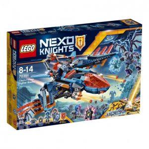 Lego Nexo Knights 70351 Clayn Haukkahävittäjäblaster