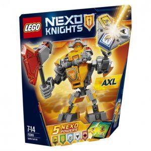 Lego Nexo Knights 70365 Taistelupukuinen Axl