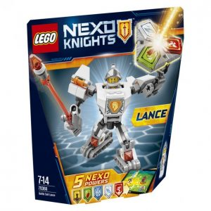 Lego Nexo Knights 70366 Taistelupukuinen Lance
