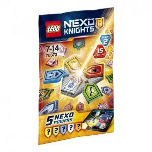 Lego Nexo Knights 70373 Nexo-Yhdistelmävoimat
