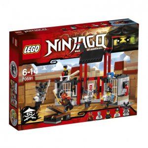 Lego Ninjago 70591 Pako Kryptarium-Vanki