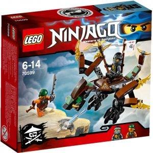 Lego Ninjago 70599 Colen Lohikäärme