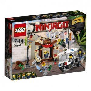 Lego Ninjago 70607 Village