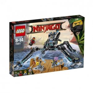 Lego Ninjago 70611 Movie