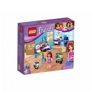 Lego Olivian Laboratorio 41307