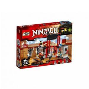 Lego Pako Kryptarium Vankilasta 70591