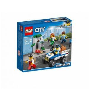 Lego Poliisin Aloitussarja 60136