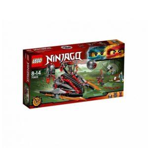 Lego Punainen Hyökkääjä 70624