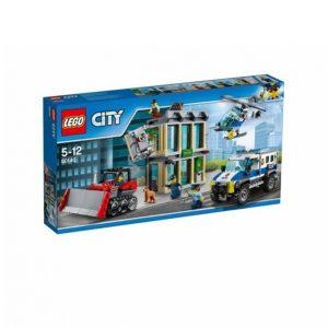 Lego Puskutraktorin Sisäänajo 60140