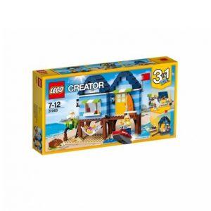 Lego Rantaloma 31063