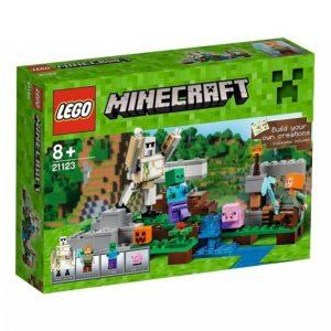 Lego Rautajätti 21123