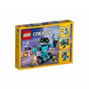 Lego Robottitutkija 31062