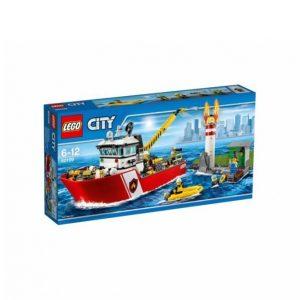 Lego Sammutusvene 60109
