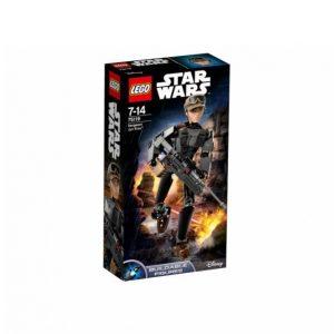 Lego Sergeant Jyn Erso 75119