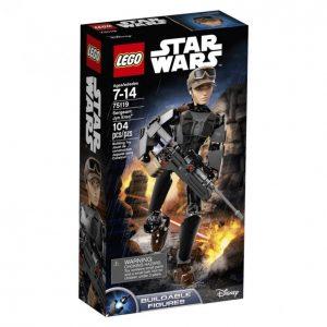 Lego Star Wars 75119 Sergeant Jyn Enso