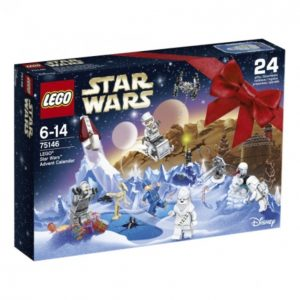 Lego Star Wars 75146 Joulukalenteri