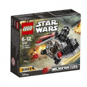 Lego Star Wars 75161 Tie-Hyökkääjä-Mikrohävittäjä