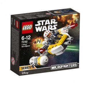 Lego Star Wars 75162 Y-Siipinen Mikrohävittäjä