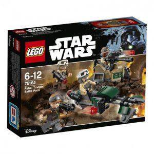 Lego Star Wars 75164 Kapinallisten Sotilas-Taistelupaketti