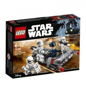 Lego Star Wars 75166 Ensimmäisen Ritarikunnan Kuljetuskiituri -taistelupaketti