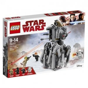 Lego Star Wars 75177 Grizzly Tank Small