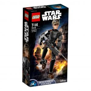 Lego Star Wars Constraction 75119 Sergeant Jyn Erso
