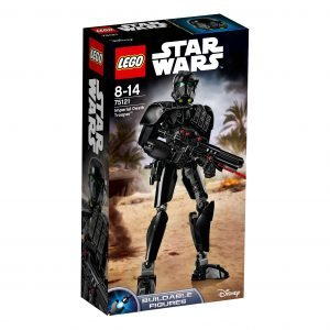 Lego Star Wars Constraction 75121 Imperiumin Kuolonsotilas