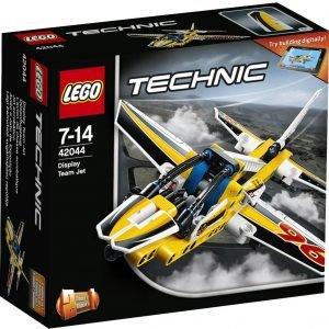 Lego Technic 42044 Suihkukoneen Pienoismalli