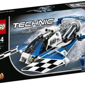 Lego Technic 42045 Kilpaliukuvene